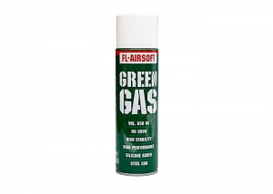 FL Airsoft Green Gas  650мл