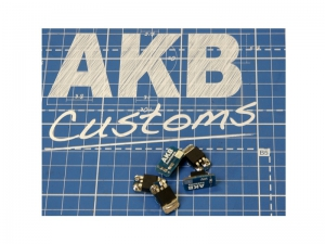 AKB Customs Проводка с ключом для MП5, Г3 в цевье