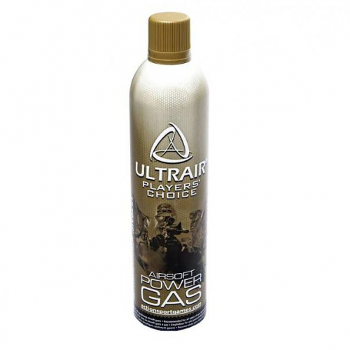 Газ ULTRAIR Power, 570 ml ASG