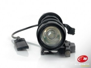 ELEMENT Фонарь M952V LED WeaponLight White
