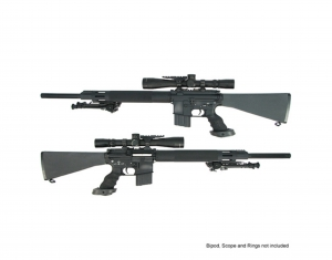 "Страйкбольное оружие KING ARMS 20"" Free Float Heavy Barrel Sniper Rifle (KA-AG-10-M)"